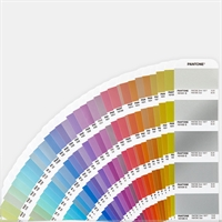 Pantone Plus (PMS) Premium Metallics Guide Coated (nyt system) vifte 300 farver (GG1505) #13020-180