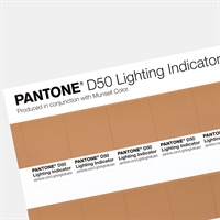 Pantone Lighting Indicator #40190-