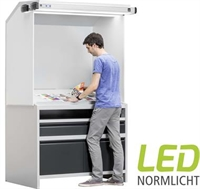 LED Color proofStation #2014