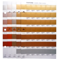Pantone Plus (PMS) Metallic Chips